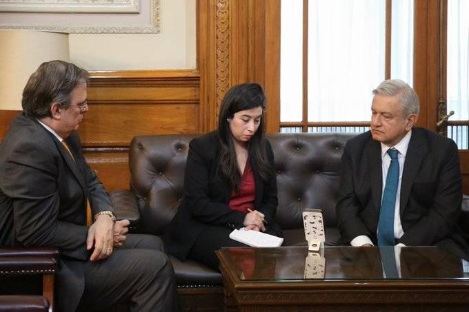 López Obrador envía pésame a familia LeBarón en llamada con el presidente Trump