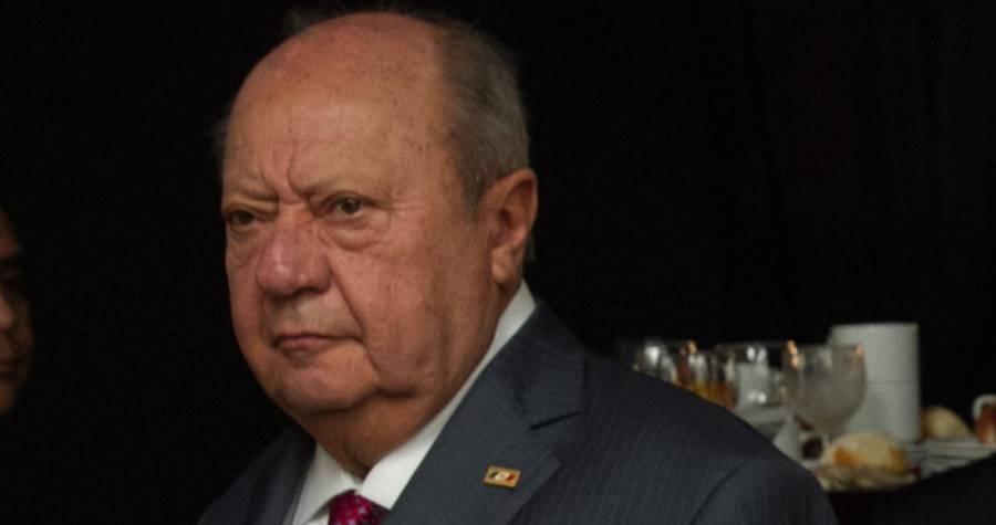La UIF rastrea si Romero Deschamps tiene cuentas bancarias fuera del país
