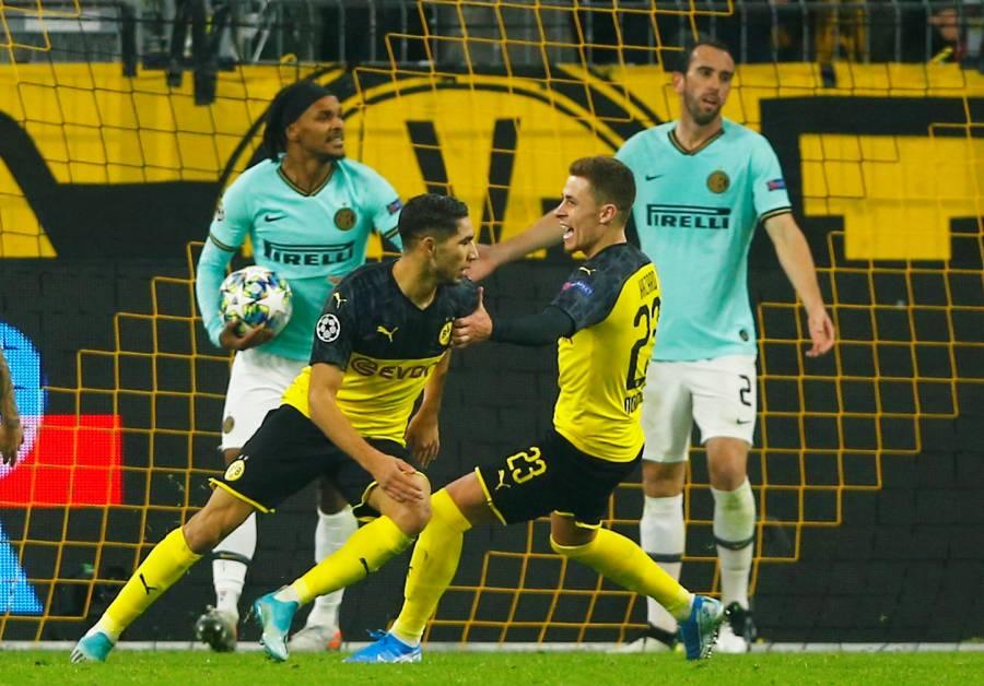 Dortmund, Liverpool y Valencia se llevan el triunfo en la Champions