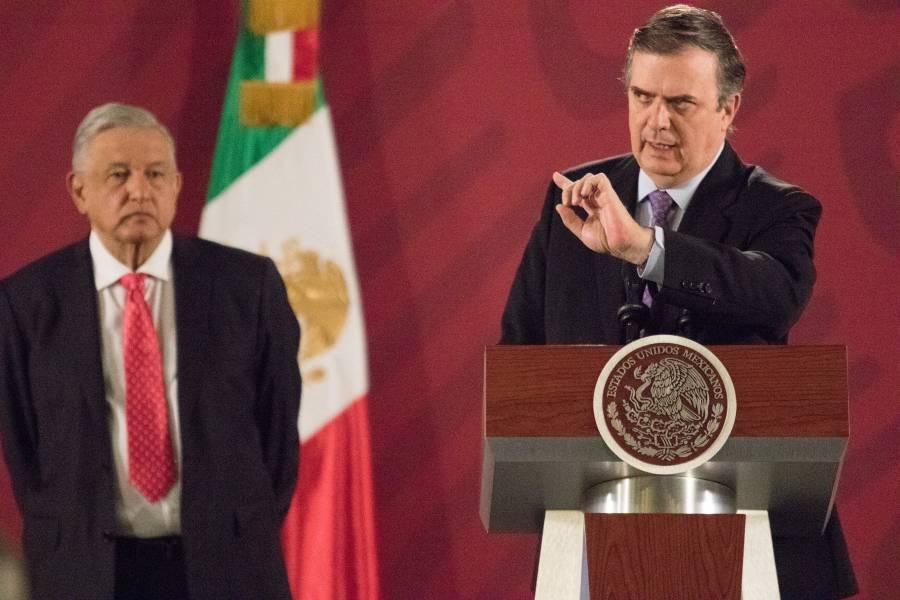 Ebrard confirma conversación entre AMLO y Trump sobre caso LeBarón
