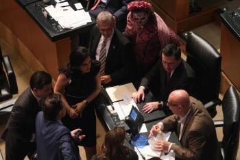 Difiere Senado elección de titular de la CNDH para próxima sesión