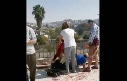 Difunden nuevas imágenes de los mexicanos heridos en Jordania