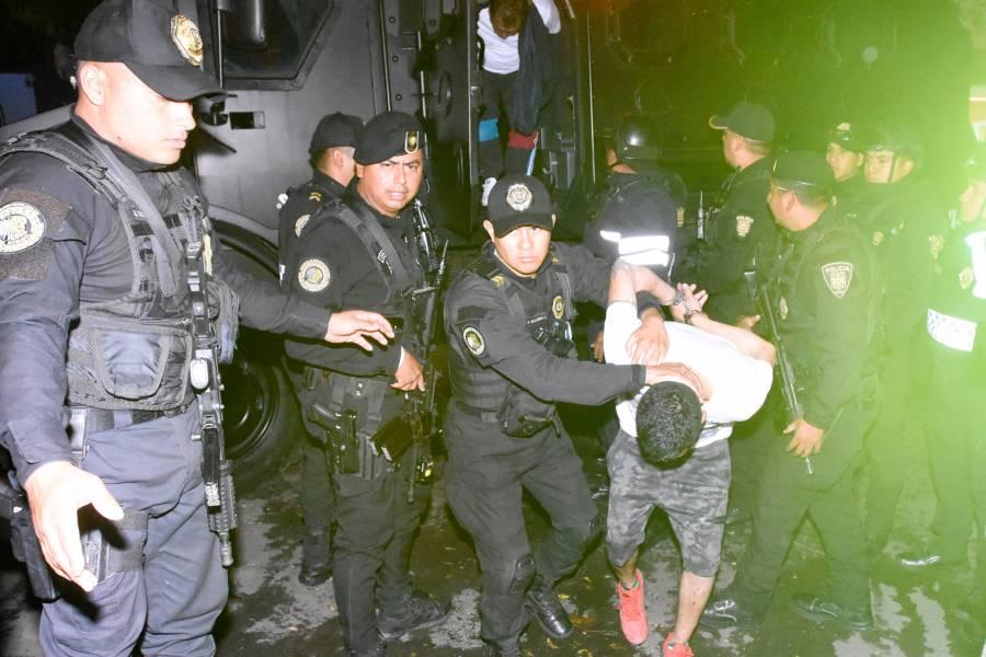 Integrantes de 'La Unión Tepito' a prisión preventiva