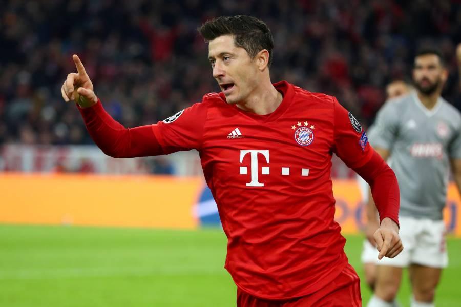 Bayern vence al Olympiacos y se mete a los octavos en la Champions