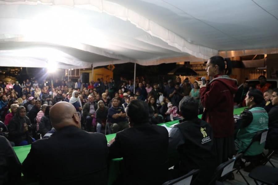 Inicia en Santo Domingo, Coyoacán, jornada de seguridad