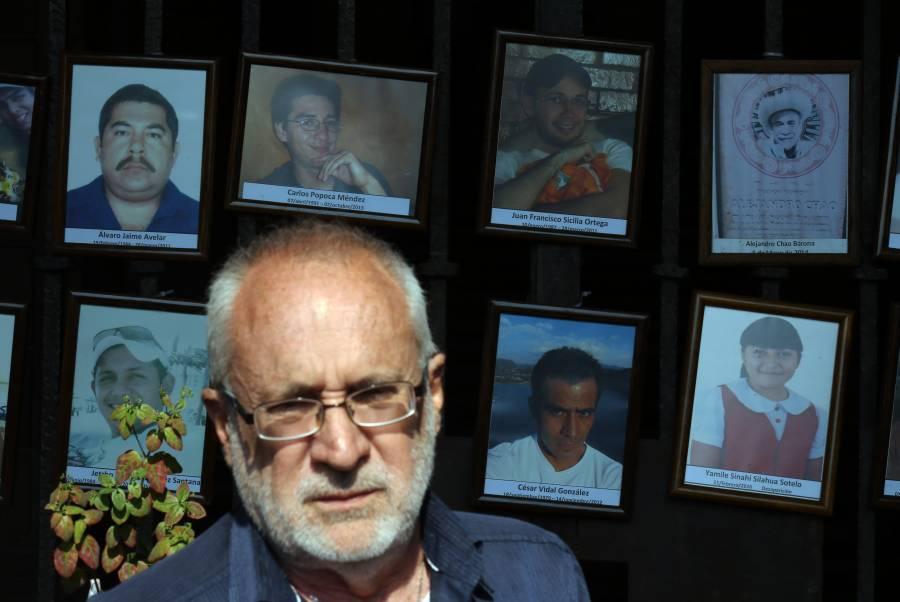 A través de una carta, Javier Sicilia pide al pueblo mexicano exigir justicia por caso Julián LeBarón