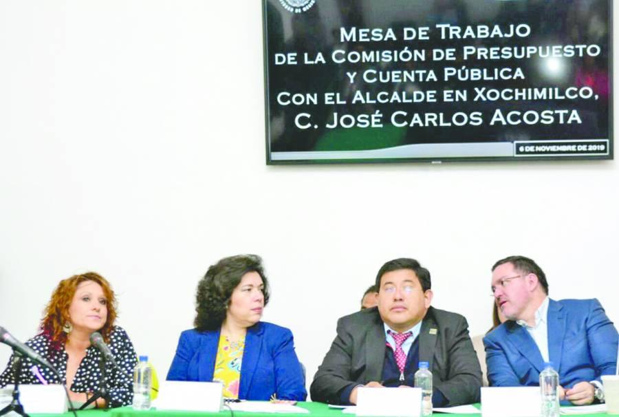 Xochimilco es último lugar en transparencia, dice INFODF