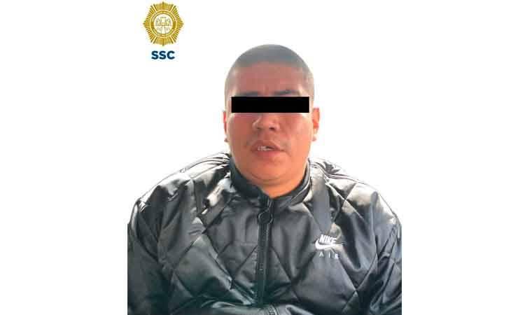 Detiene SSC a implicado en el robo a la Casa de Moneda