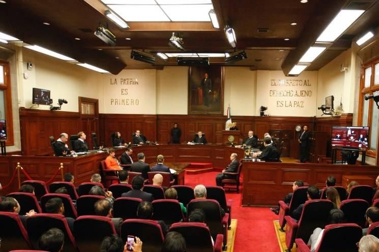 Desecha la SCJN acción de inconstitucionalidad del INE contra la Ley Bonilla
