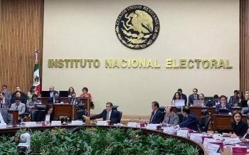 Consideran en INE un escándalo perdonar multas a partidos políticos