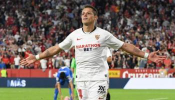"""Sevilla y """"Chicharito"""" buscan pase a dieciseisavos de Europa League"""