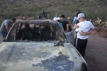 """Grupo delictivo """"La Línea"""" posible responsable de ataque a los LeBarón"""
