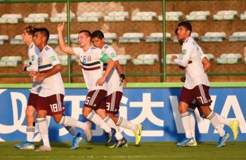 México vence a Japón y jugará los cuartos de final en el Mundial Sub 17