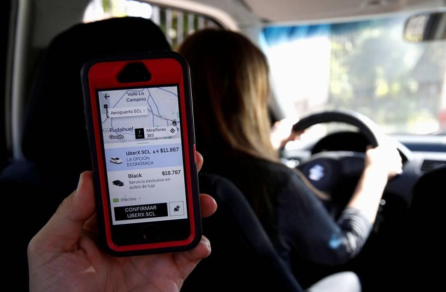 Conversaciones en Uber ahora podrán ser grabadas