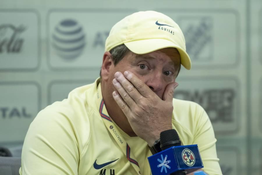 América visita a Veracruz sin El Piojo, el DT con más expulsiones