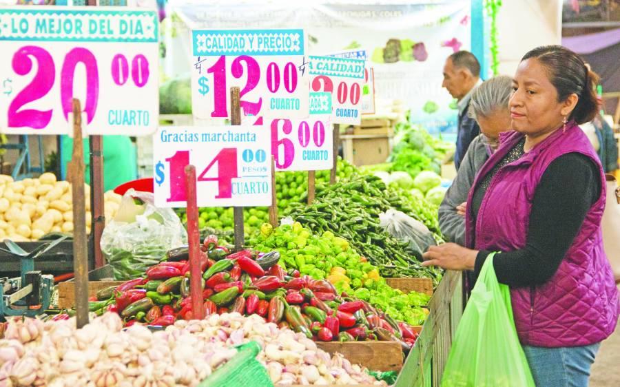 Inflación estable y dentro del rango de 3% en octubre