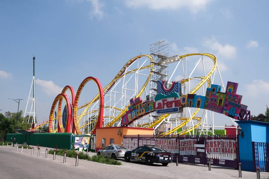 Vinculan a proceso al apoderado legal de La Feria de Chapultepec