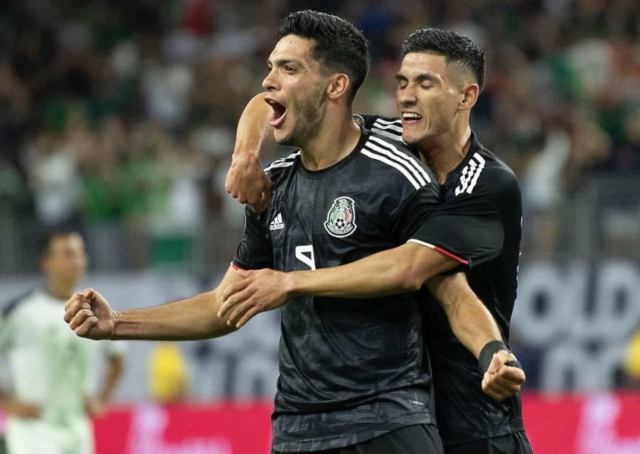 Revelan convocatoria de México para juegos de la Nations League