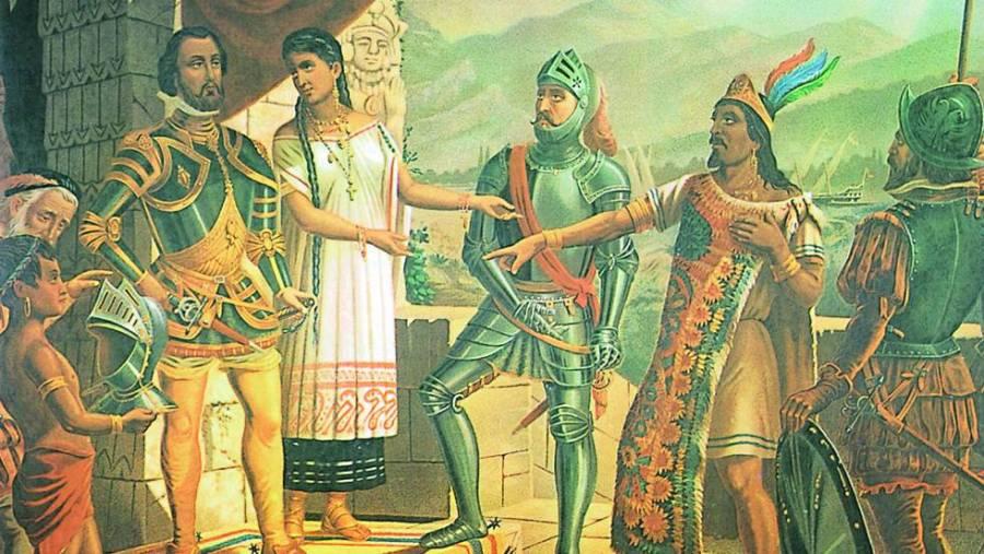 Descendientes de Cortés y Moctezuma se reunirán a 500 años de la Conquista
