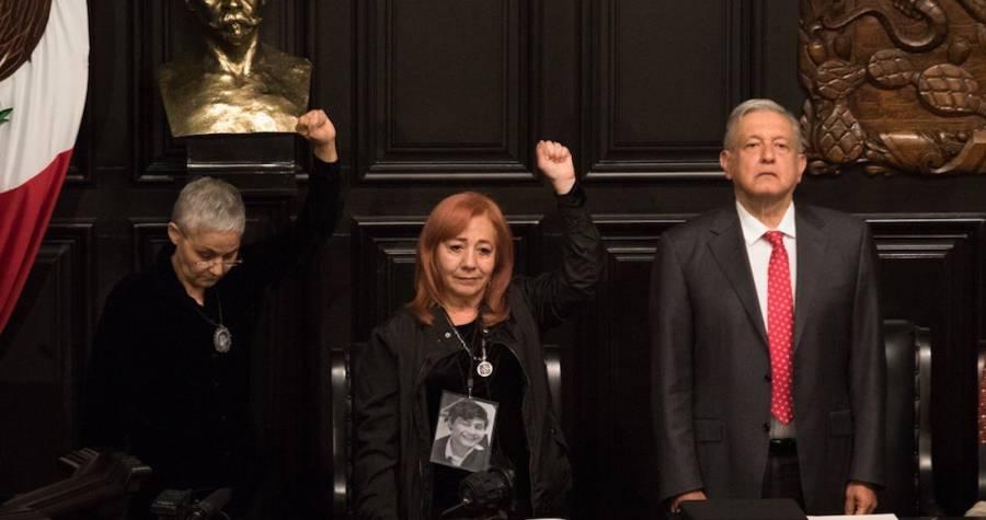 Ebrard felicita a Rosario Piedra, nueva titular de la CNDH