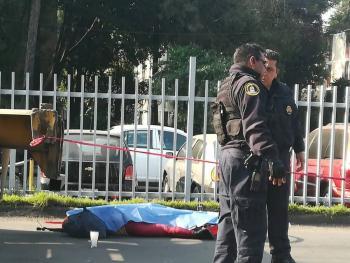 Mujer muere atropellada en Azcapotzalco