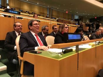 ONU pide a EU terminar embargo contra Cuba