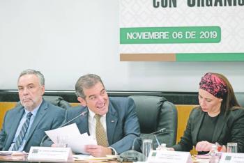 Declaran improcedente acción legal de INE contra Ley Bonilla
