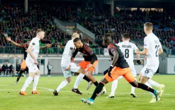 """PSV del """"Guti"""" cae y complica su pase a la siguiente ronda en la Europa League"""