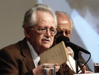 José de la Colina recibirá homenaje en Bellas Artes