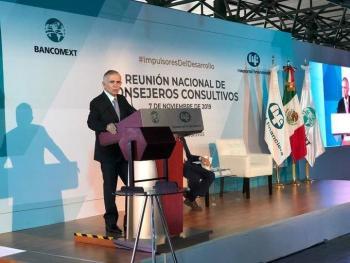 Los hechos en Sonora y Culiacán no han afectado el ánimo de los inversionistas: Romo