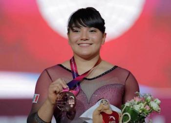 Premio Nacional de Deportes es para Alexa Moreno