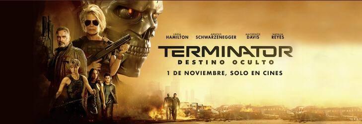 """""""Terminator: Destino oscuro"""", no logra reivindicar la franquicia"""