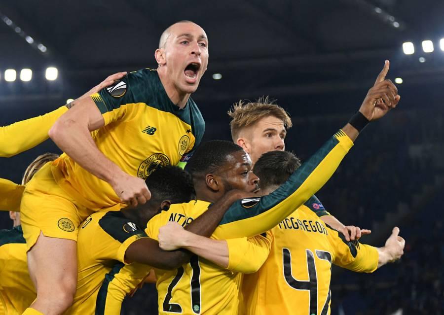 Celtic y Sevilla aseguran pase a dieciseisavos de Europa League