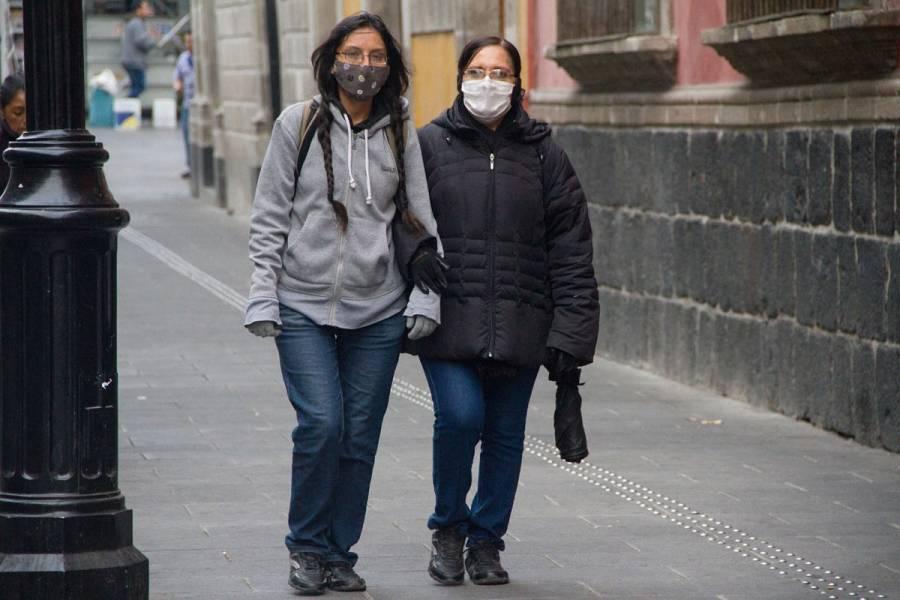 Frente frío 11 provocará baja de temperaturas en gran parte del país