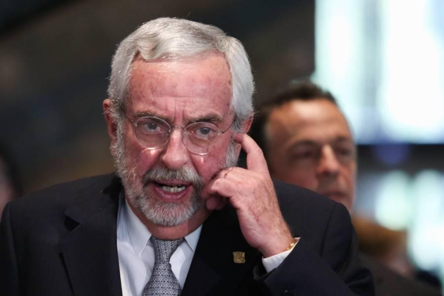Conoce a Enrique Graue, reelecto como rector de la UNAM hasta el 2023