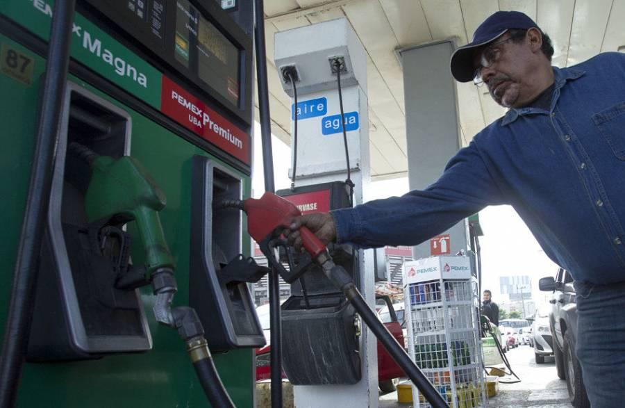 Reduce SHCP estímulo fiscal para gasolina Magna y Diésel