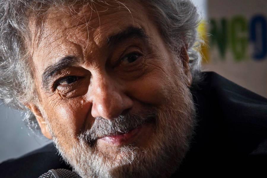 Una más: Plácido Domingo cancela actuación en Tokio