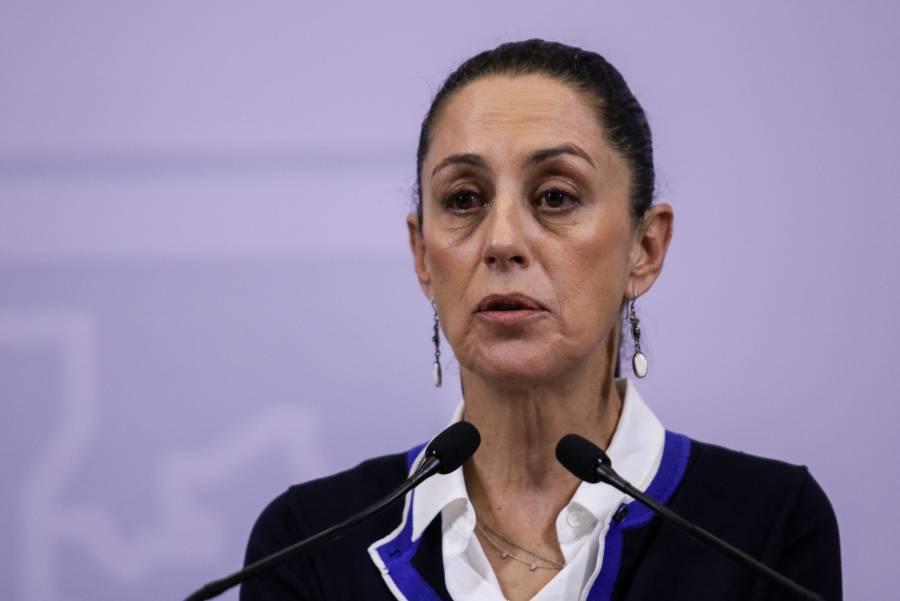 Sheinbaum regresa ley al Congreso CDMX por vulnerar la libertad de expresión
