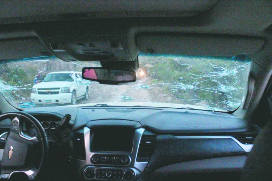 Dos cárteles se disputan la zona de ataque a los LeBarón