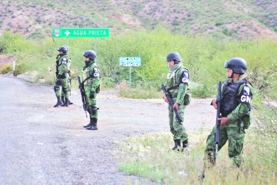 ONU llama al Presidente a hacer civil la Guardia