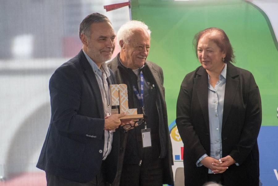 CONEVAL reconoce trabajo de Alfonso Ramírez Cuéllar