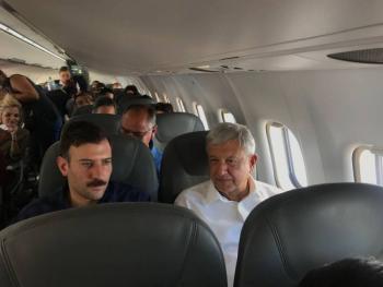 Piloto pide a AMLO reconsiderar decisión de aeropuerto de Texcoco
