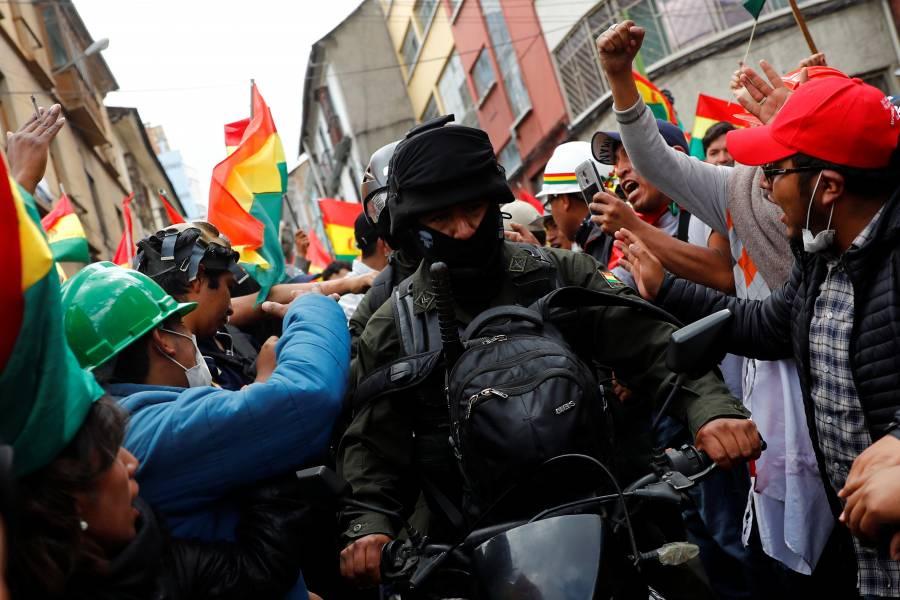Evo Morales denuncia nuevo intento de golpe de Estado