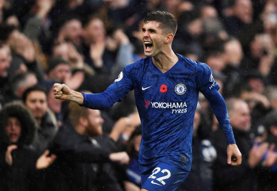 Chelsea vence al Crystal Palace y se coloca en los primeros puestos de la Premier League