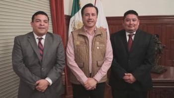 Se hará justicia, dijo el gobernador de Veracruz del asesinato de Molina Palacios