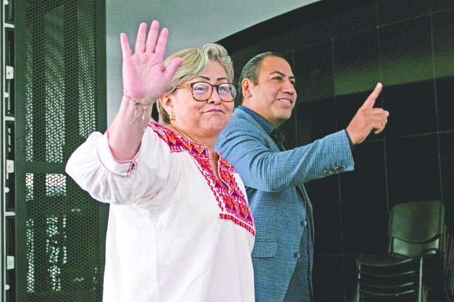 …Y Morena asegura que el proceso continuará