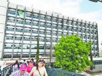 Sedena demolerá clínica dañada en sismo de 2017