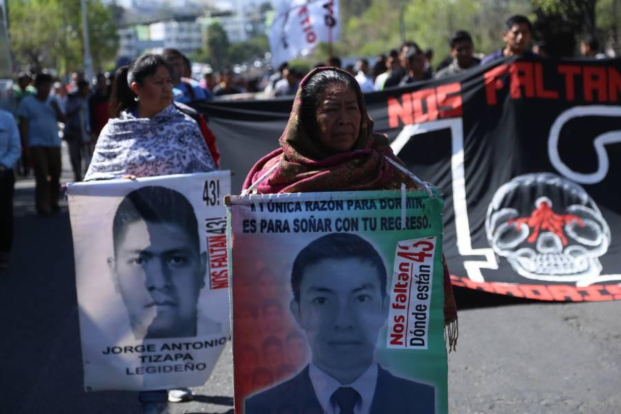 Liberan a otro implicado en caso Ayotzinapa: Encinas