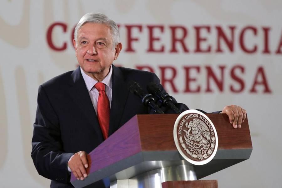 "Consulta sobre tren maya para evitar ""sabotaje legal"", afirma AMLO"