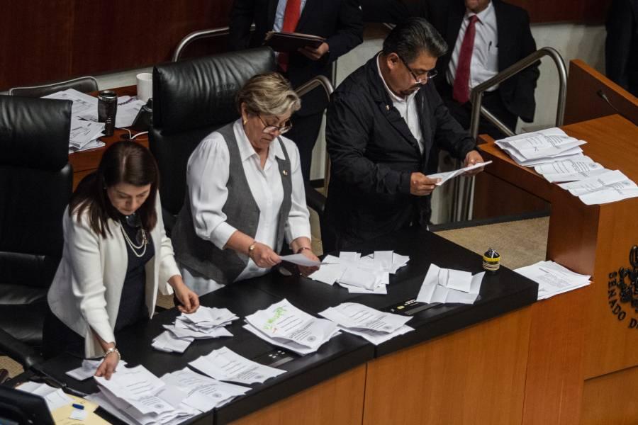 Candidatos a la CNDH piden nuevo proceso de elección